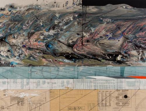 Exposition solo d'Étienne Gélinas à la Galerie Montcalm