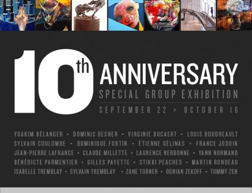 10TH ANNIVERSARY CELEBRATION AT THOMPSON LANDRY GALLERY!