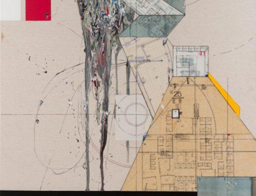 ÉTIENNE GÉLINAS, LE CODE À L'OEUVRE @ La Galerie d'art d'Outremont